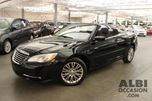 2012 Chrysler 200 TOURING CONVERTIBLE  in Mascouche, Quebec