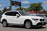 2012 BMW X1 xDrive28i AWD ONLY 72K! **NAVIGATION PKG** CLEAN CARPROOF in Scarborough, Ontario