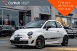 2015 Fiat 500 Abarth Convertible CleanCarProof/LowKM Htd Front Seats Bluetooth Leather 17Alloys  in Thornhill, Ontario