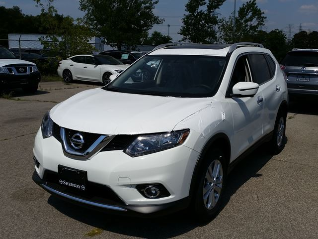 2016 nissan rogue sv toronto ontario car for sale 2559227. Black Bedroom Furniture Sets. Home Design Ideas
