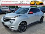 2013 Nissan Juke NISMO AWD w/NAV,climate ctrl,cruise,alloys in Cambridge, Ontario