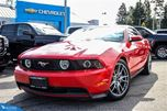 2012 Ford Mustang GT 5.0L V8  6-speed manual  and 412hp in Coquitlam, British Columbia