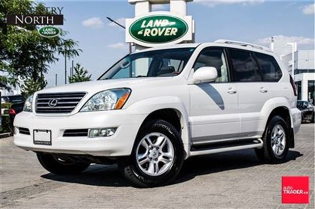2007 lexus gx 470 base woodbridge ontario used car for. Black Bedroom Furniture Sets. Home Design Ideas