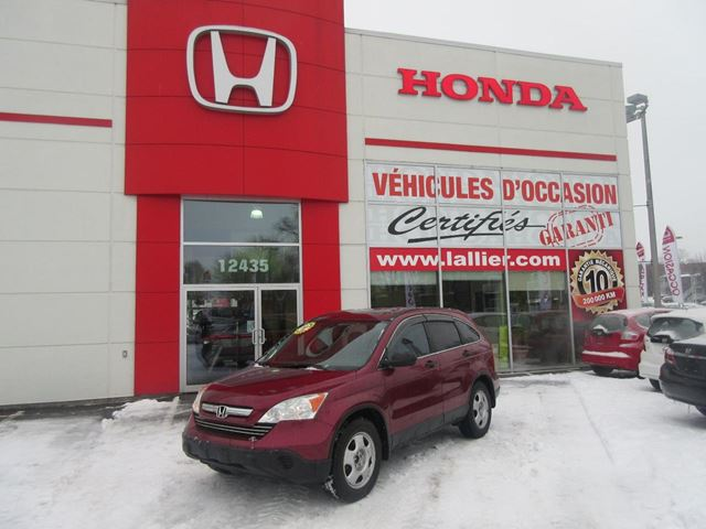 2007 Honda CR-V EX in Montreal, Quebec