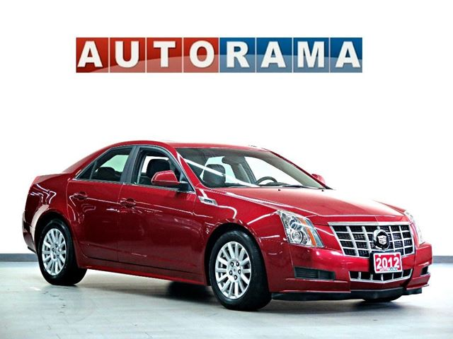 2012 CADILLAC CTS LEATHER SPOILER AWD in North York, Ontario