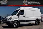 2012 Mercedes-Benz Sprinter 2500 Diesel Clean Carproof High Roof Keyless Entry in Bolton, Ontario