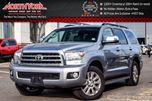 2015 Toyota Sequoia Platinum 4WD Adapt Cruise Rear Blu-Ray Blind Spot Htd/Vntd Front Seats 20 Alloys  in Thornhill, Ontario