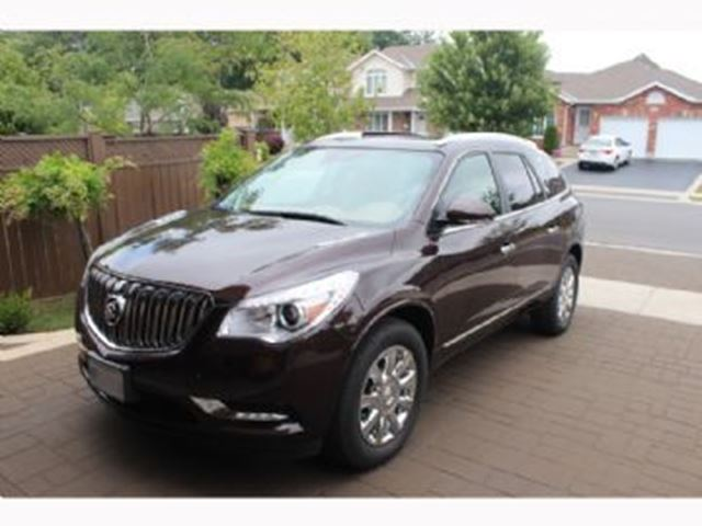2015 Buick Enclave AWD  Leather, Sky Roof, Navi in Mississauga, Ontario