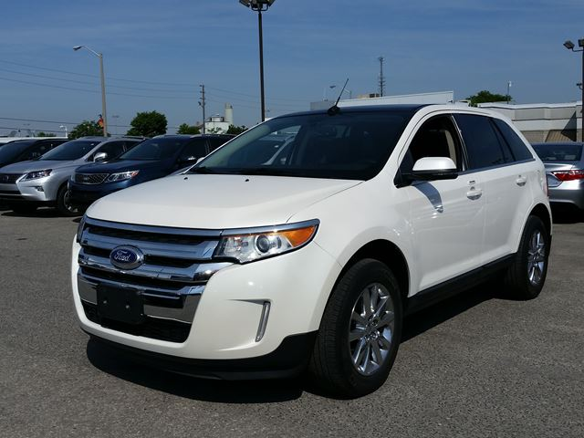 2013 ford edge limited awd leather roof nav just 89 wk scarborough ontario used car for sale. Black Bedroom Furniture Sets. Home Design Ideas