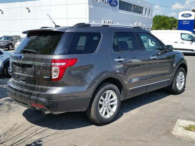 2015 ford explorer xlt lindsay ontario used car for sale 2560421. Black Bedroom Furniture Sets. Home Design Ideas