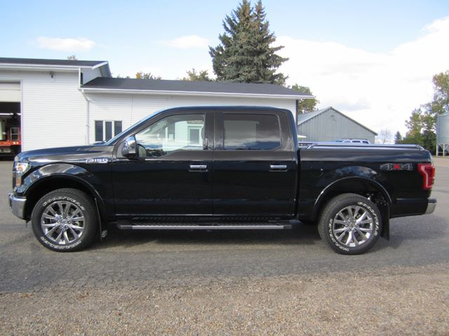 2016 FORD F-150 Lariat in Melfort, Saskatchewan