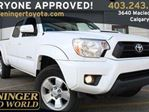 2014 Toyota Tacoma 4x4 Dbl Cab V6 5A TRD Sport Package in Calgary, Alberta