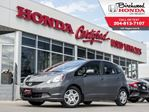 2014 Honda Fit LX in Winnipeg, Manitoba