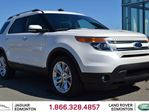 2015 Ford Explorer Limited 4x4 - LOCAL ONE OWNER TRADE IN | NO ACCIDENTS | HEATED/COOLED FRONT SEATS | HEATED REAR SEATS | MULTI ZONE CLIMATE CONTROL WITH AC | PANORAMIC SUNROOF | POWER FOLDING 3RD ROW SEATS | FACTORY REMOTE STARTER | NAVIGATION | BACK UP CAMERA | PARK in Edmonton, Alberta