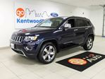 2015 Jeep Grand Cherokee Limited-NAV-LEATHER-SUNROOF!! in Edmonton, Alberta