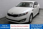 2013 Kia Optima LX 6-SPEED w/ ALLOYS! HEATED SEATS! POWER PACKAGE! CRUISE CONTROL! in Guelph, Ontario