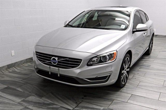 2015 volvo s60 t6 premier plus awd 113 wk zero down leather paddle shifters sunroof. Black Bedroom Furniture Sets. Home Design Ideas