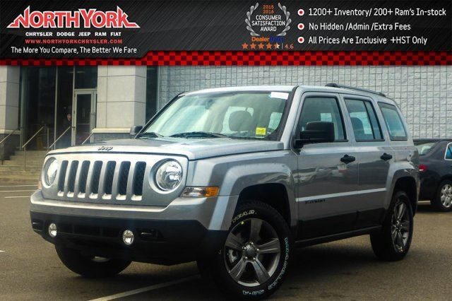 2016 jeep patriot north thornhill ontario new car for. Black Bedroom Furniture Sets. Home Design Ideas
