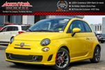 2016 Fiat 500 Abarth Sunroof Leather Comfort&Convenience Pkg. HTD Frnt Seats in Thornhill, Ontario