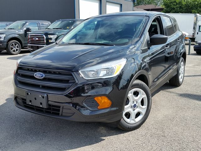 2017 ford escape s black taylor ford new car. Black Bedroom Furniture Sets. Home Design Ideas