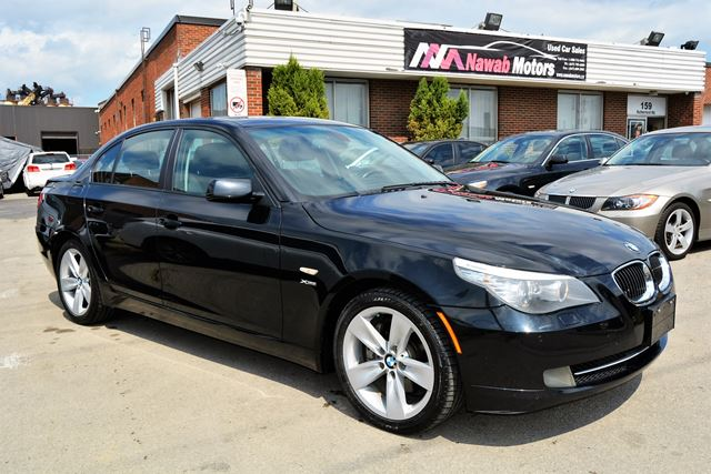 2009 bmw 5 series 528i xdrive awd loaded nawab motors. Black Bedroom Furniture Sets. Home Design Ideas
