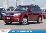 2012 Subaru Forester 2.5X LTD AWD Leather Roof Navi in Orangeville, Ontario
