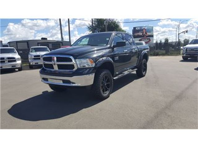2016 dodge ram 1500 slt custom lifted truck call today edmonton alberta used car for sale. Black Bedroom Furniture Sets. Home Design Ideas