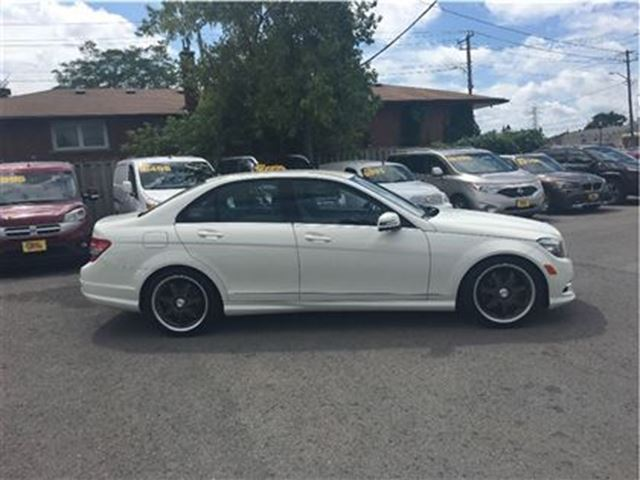 2011 mercedes benz c class c250 4matic nice local trade in for Mercedes benz st catharines