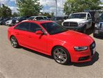 2015 Audi S4 3.0T**LEATHER**NAVIGATION** in Mississauga, Ontario