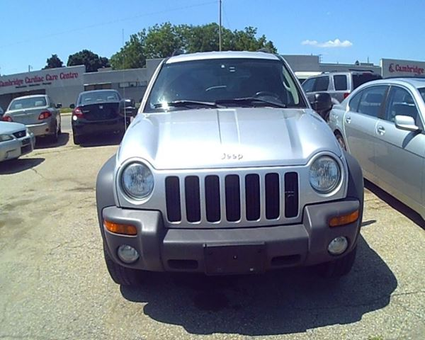 2003 jeep liberty sport silver payless auto sales
