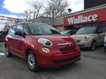 2014 Fiat 500L Loaded 6 Speed Bluetooth  in Ottawa, Ontario