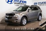 2011 Chevrolet Equinox 1LT + A/C + HITCH + DEMARREUR in Drummondville, Quebec