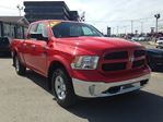 2014 Dodge RAM 1500 4X4 V6 Quad Cab  6.4 boite in Chicoutimi, Quebec