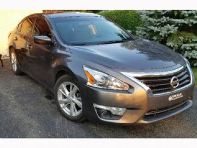 2015 nissan altima sv mississauga ontario used car for sale 2562523. Black Bedroom Furniture Sets. Home Design Ideas