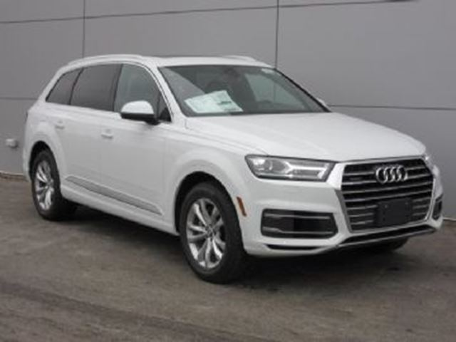 2017 Audi Q7 Black | LEASE BUSTERS | Wheels.ca