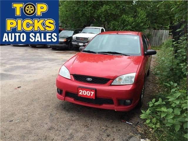 2007 Ford Focus           in North Bay, Ontario