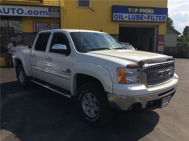 2012 gmc sierra 1500 north bay ontario car for sale 2562851. Black Bedroom Furniture Sets. Home Design Ideas