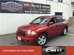 2008 Jeep Compass SPORT 4X4 AUTO ALLOYS LOADED *CERTIFIED* in St Catharines, Ontario
