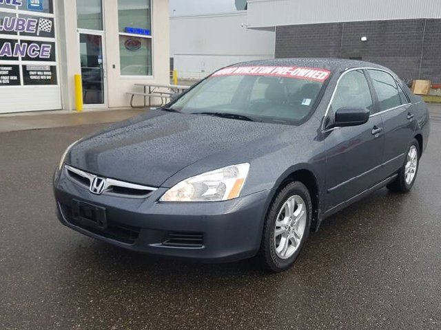 2006 Honda Accord EX-L in Prince George, British Columbia