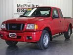 2005 Ford Ranger XL 4dr 4x2 Super Cab Styleside 6 ft. box 125.7 in. WB in Winnipeg, Manitoba
