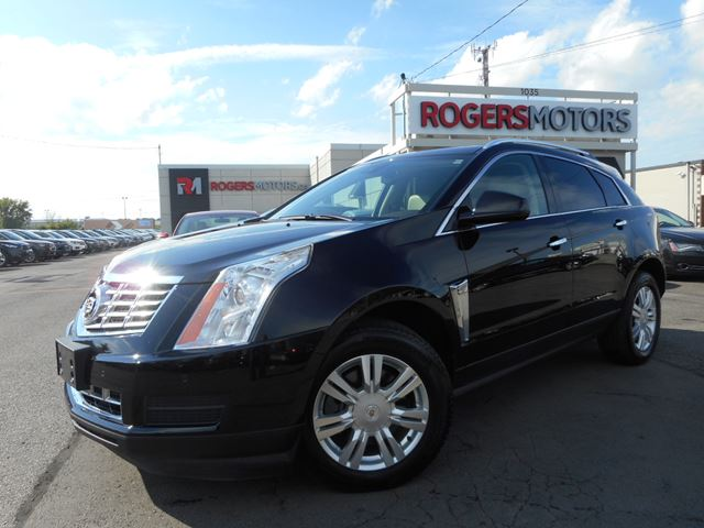 2014 cadillac srx 4 navi panoramic roof oakville. Black Bedroom Furniture Sets. Home Design Ideas