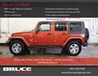 2009 Jeep Wrangler Unlimited Sahara 3.8L 6 CYL AUTOMATIC 4X4 in Middleton, Nova Scotia