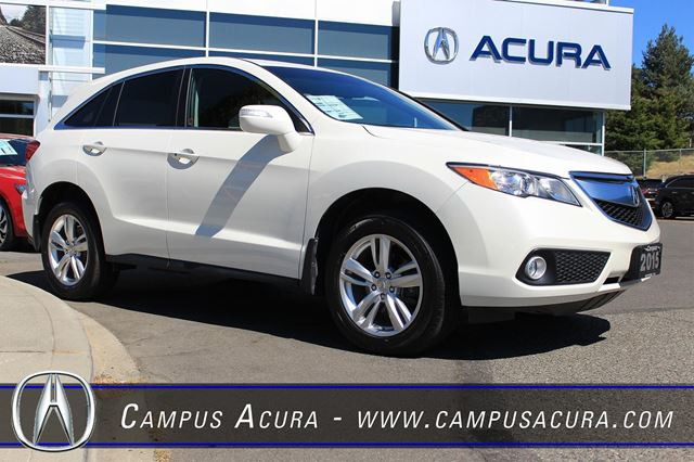 2015 acura rdx victoria british columbia used car for sale 2563249. Black Bedroom Furniture Sets. Home Design Ideas