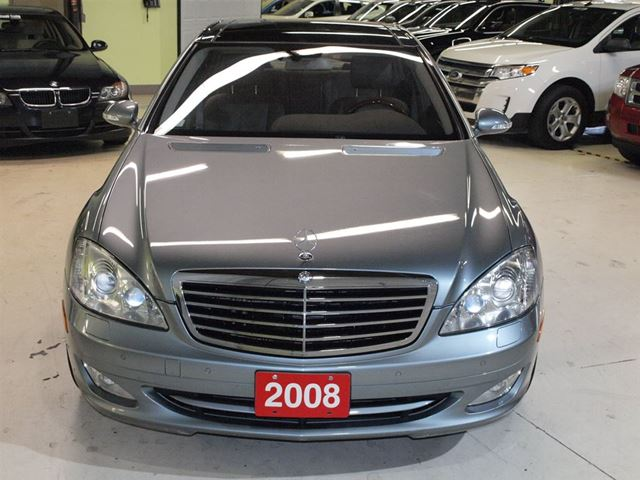 2008 mercedes benz s550 4 matic certified vaughan for Certified used mercedes benz for sale