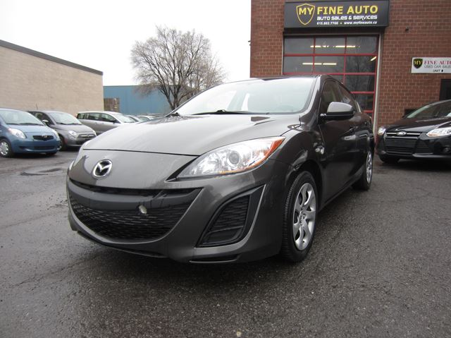 used 2010 mazda mazda3 gx 128 km ottawa. Black Bedroom Furniture Sets. Home Design Ideas