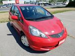 2009 Honda Fit LX 4dr Hatchback - BRIGHT RED, ALL WEATHER MATS,CRUISE! in Belleville, Ontario
