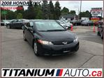 2008 Honda Civic Keyless Entry+Cruise Control+New Brakes+AUX MP3 IN in London, Ontario