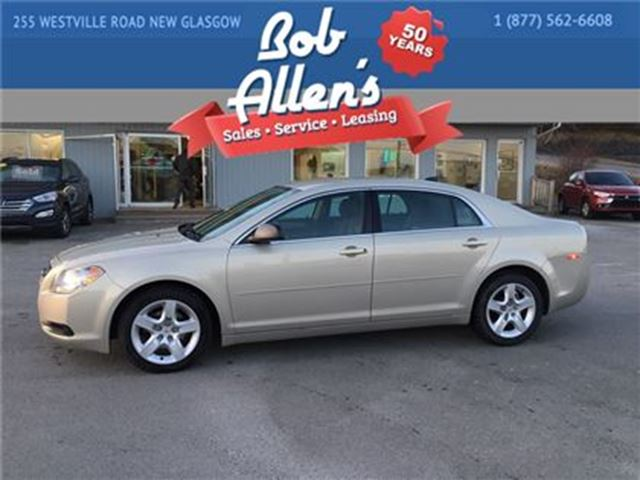 2012 CHEVROLET Malibu LS in New Glasgow, Nova Scotia