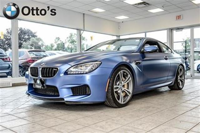 2015 bmw m6 coupe ottawa ontario used car for sale 2564657. Black Bedroom Furniture Sets. Home Design Ideas