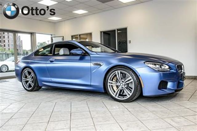 2015 Bmw M6 Coupe Ottawa Ontario Used Car For Sale